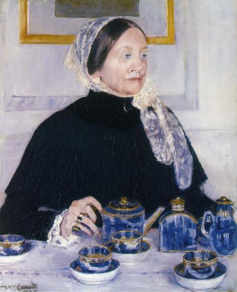 Impressionism oil painting