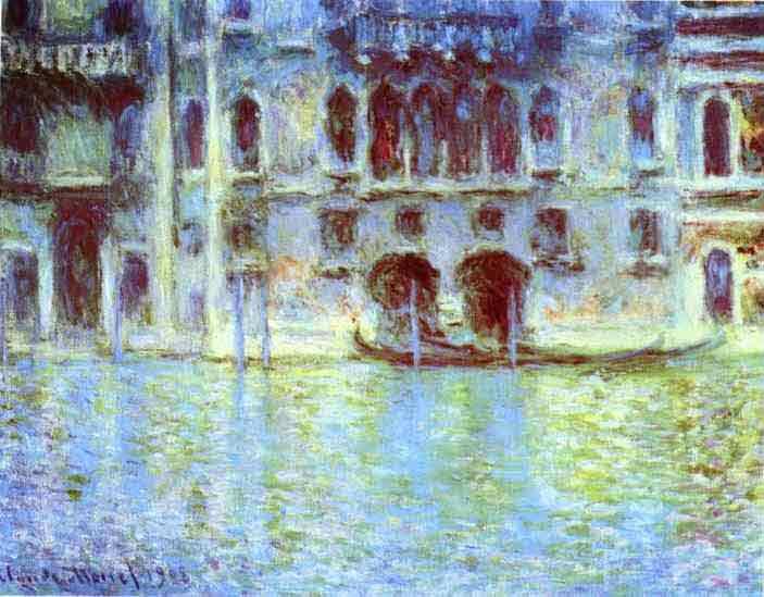 Palazzo da Mula. Venice. 1908.