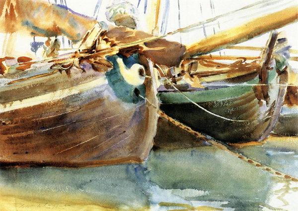 Boats, Venice
