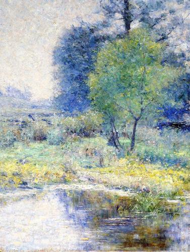 Spring Landscape 1895
