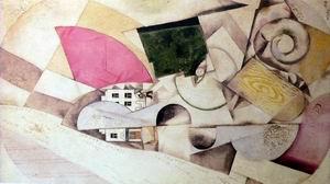 Cubist Landscape, 1918