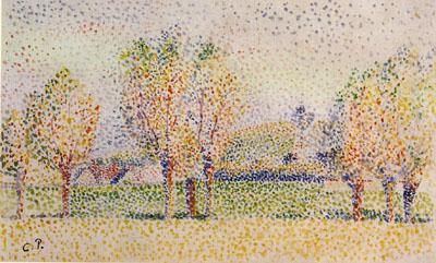 Landscape of Eragny