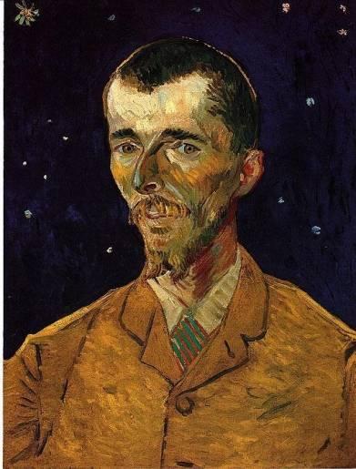 Vincent van Gogh - Portrait of Eugene Boch