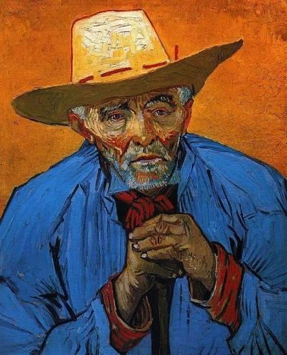 Vincent van Gogh - Portrait of Patience Escalier