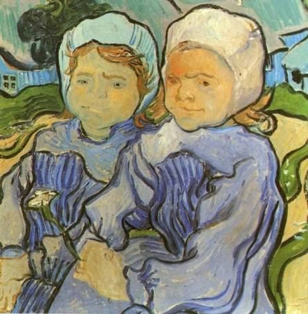 Vincent van Gogh - Two Children