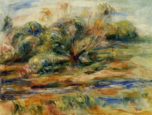 Pierre-Auguste Renoir - Landscape 11