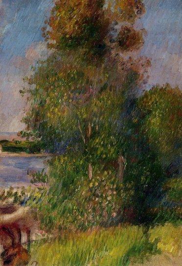 Pierre-Auguste Renoir - Landscape 19
