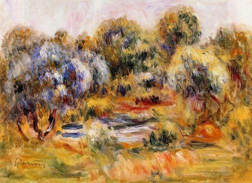 Cagnes Landscape