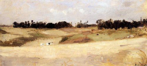 Landscape near Valenciennes