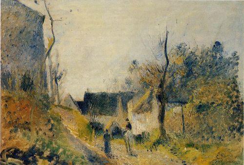 Landscape at Valhermeil