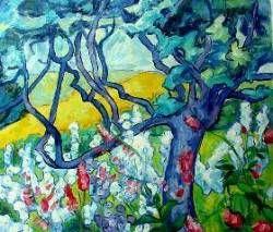 A colourist landscape