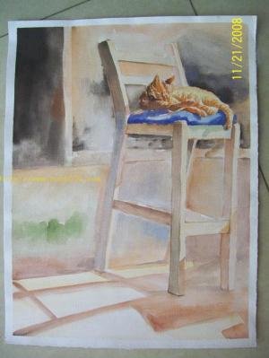 watercolor painting #11