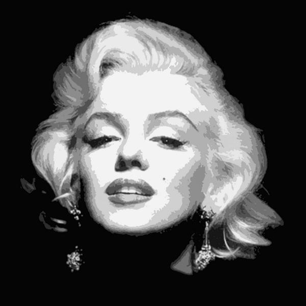 pop art Monroe