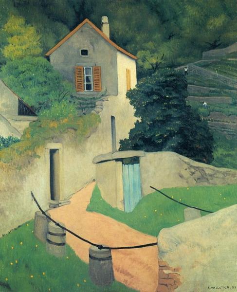 A Vallon Landscape