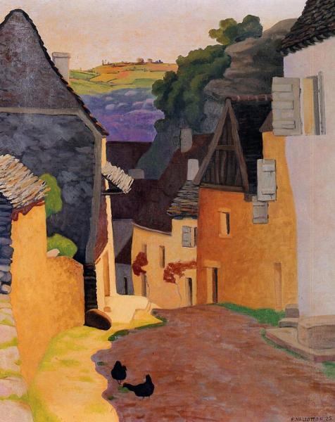 Rocamadour Landscape