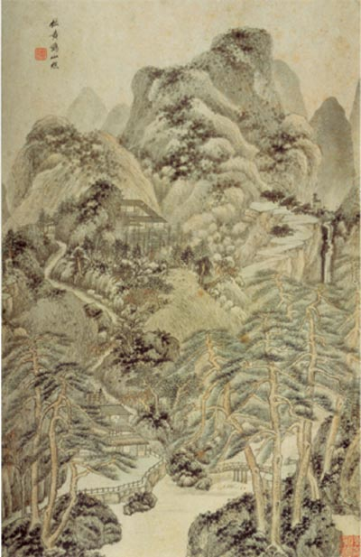 Painting of Landscape