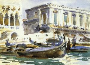 Venice, The Prison
