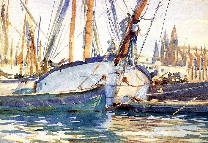 Shipping, Majorca