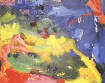 Hans Hofmann Landscape, 1941