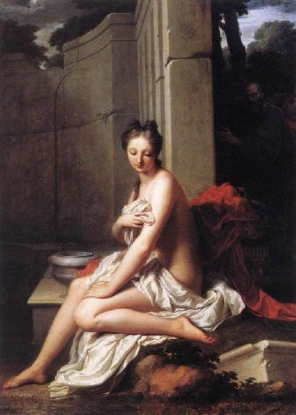 Susanna at the Bath