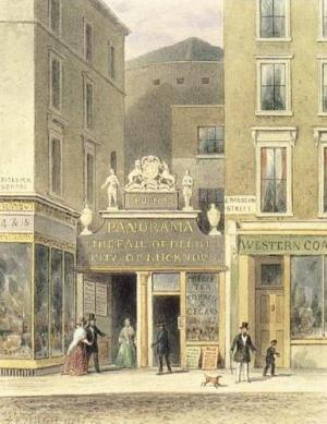 The Regent Street Panorama