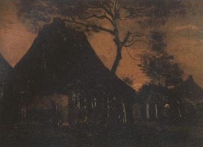 Cottage with Trees (nn04)