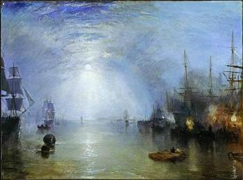Seascape, boats, ships and warships. 24
