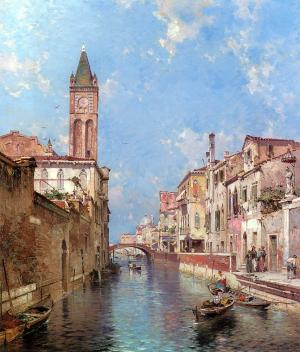 Rio St. Barnaba Venice
