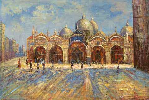 St. Mark s Square, Venice