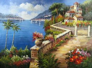 View to the Mediterranean