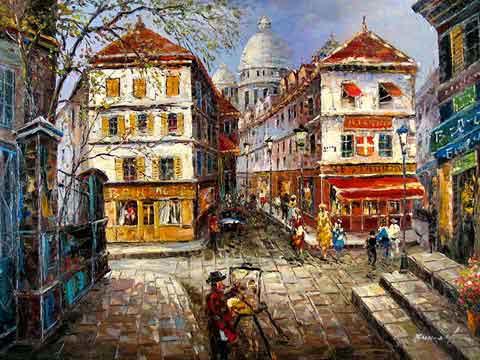 Montmartre Paris