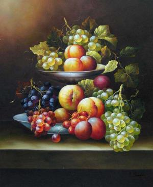 Still Life Fruit,oil paintings online