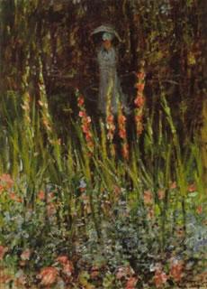 The Garden, Gladioli