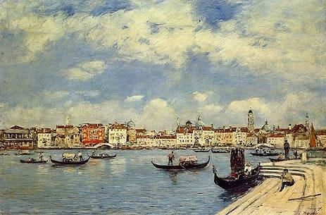Venice, View from San Giorgio