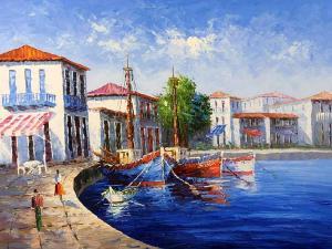 Mediterranean Scenery
