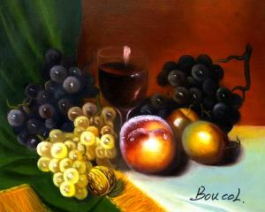 Classic Fruit Still Life,oil paintings online