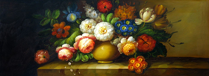 Floral Still Life,oil paintings online