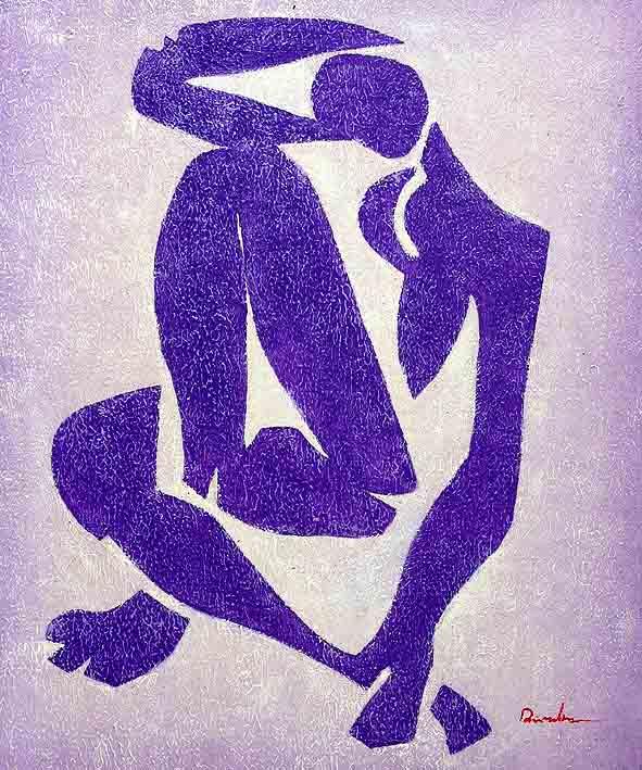 Purple Nude