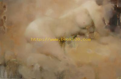 original impression nude oil painting #9