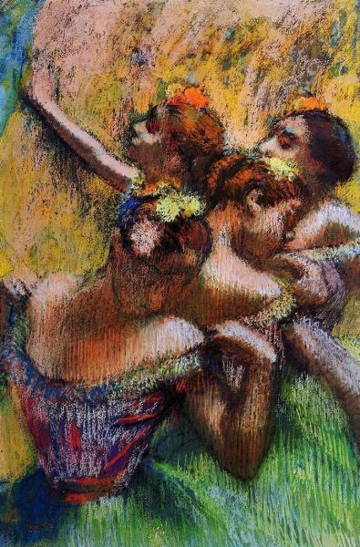 Four Dancers 2