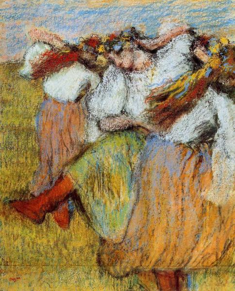 Russian Dancers 3