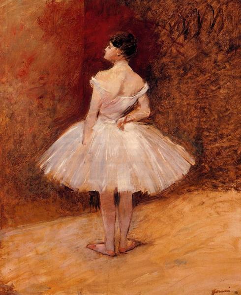 Standing Dancer
