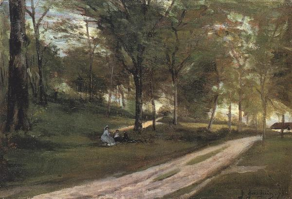 In the Forest, Saint-Cloud