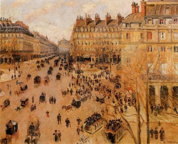Place du Theatre Francais 2