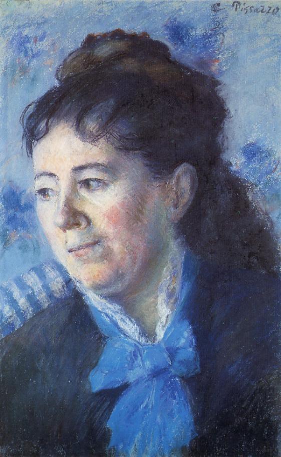 Portrait of Madame F. Estruc