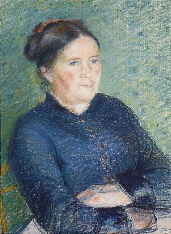 Portrait of Madame Pissarro