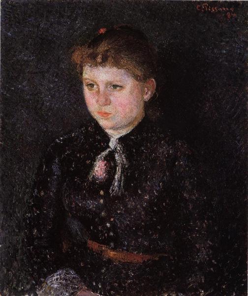 Portrait of Nini
