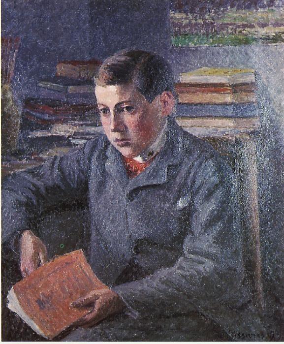 Portrait of Paulemile 2