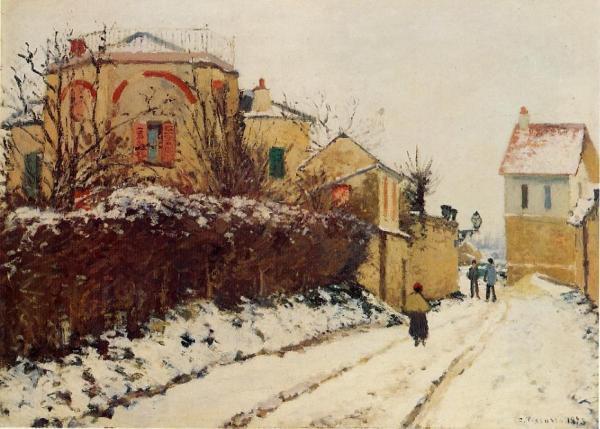 Rue de la Citadelle, Pontoise