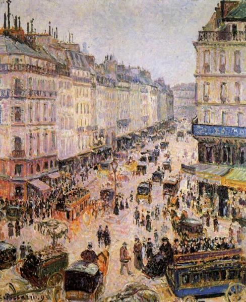 Rue Saint-Lazare